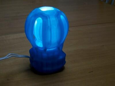 LED灯笼灯灯籠-3d打印模型