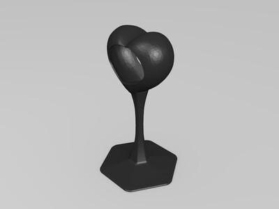 异形花盆(三)-3d打印模型