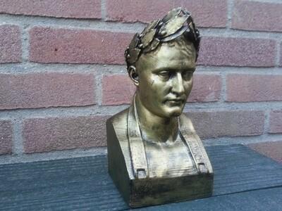 拿破仑头像3D扫描-3d打印模型
