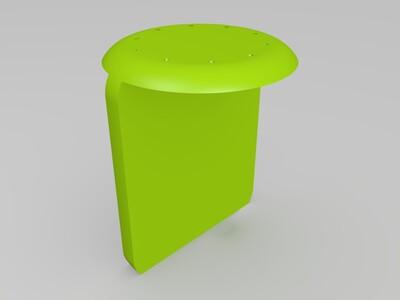 电子设备外壳-3d打印模型