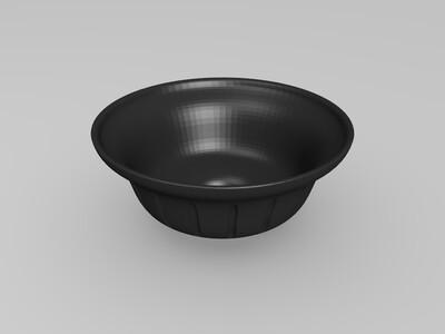 碗-3d打印模型