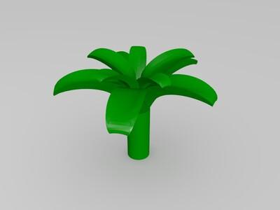 恶魔果实-四分五裂果实-3d打印模型