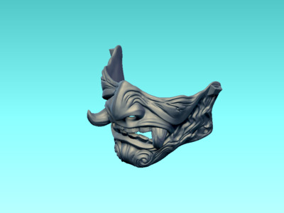 蝙蝠侠投影器-3d打印模型