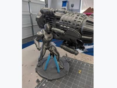 数码宝贝-3d打印模型