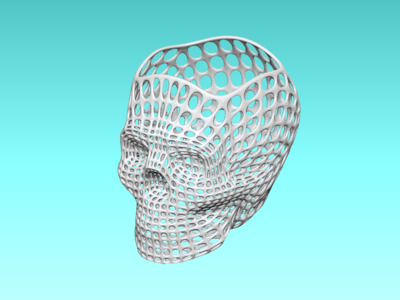 耳机固定器-3d打印模型