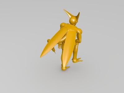 七龙珠摆件-3d打印模型