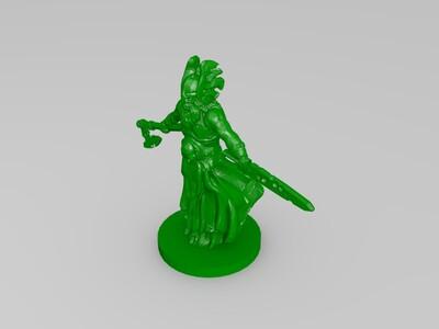 人物玩具-3d打印模型