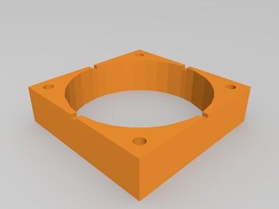 6cm风扇-3d打印模型