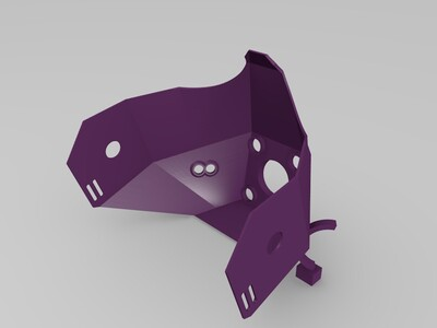 地平线零之黎明主角摆件-3d打印模型