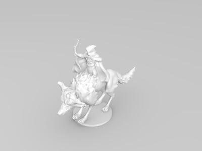 游侠-3d打印模型