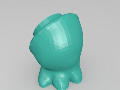 克苏鲁宝贝-3d打印模型