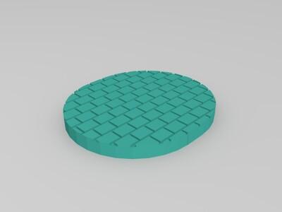 蛇怪-3d打印模型