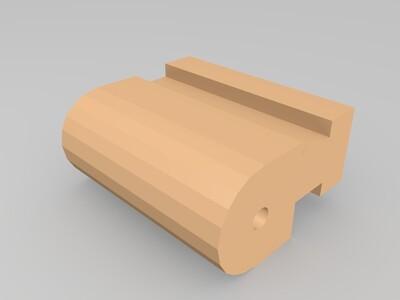 战神金刚 机甲舰队 双脚-3d打印模型