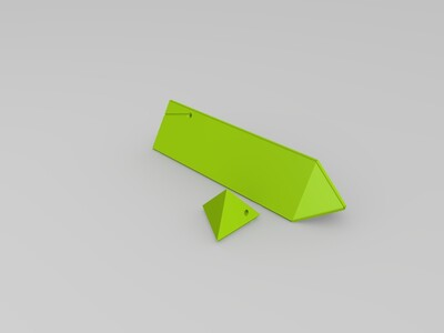笔盒-3d打印模型