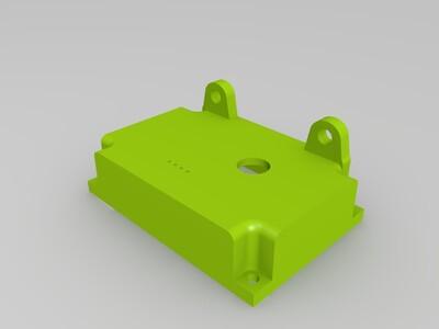 壳体2-3d打印模型