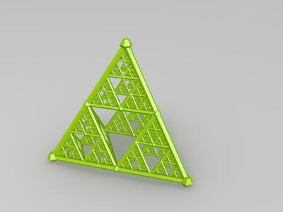 四面体-3d打印模型