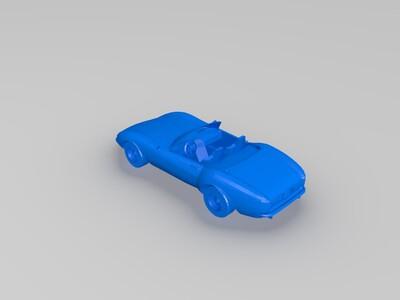 GTA-V跑车-3d打印模型