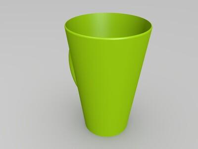 马克杯-3d打印模型