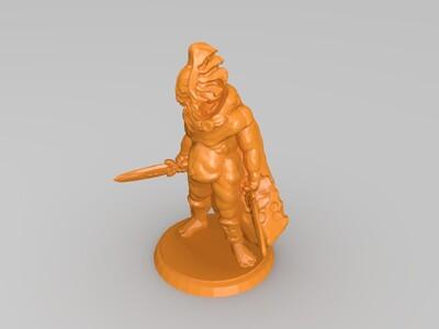 凯恩手办-3d打印模型