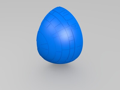 死星灯-3d打印模型