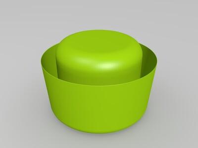 暖瓶-3d打印模型