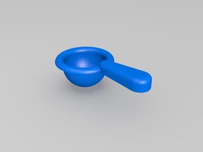 玩具勺-3d打印模型