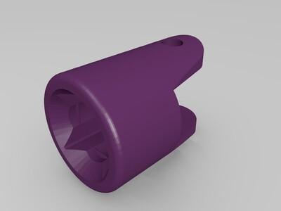联轴万向节-3d打印模型