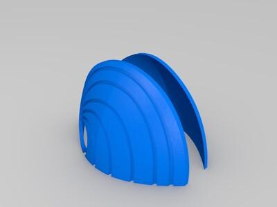阿飞的面具(宇智波带土)-3d打印模型