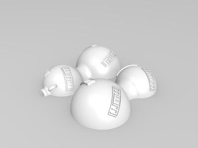 我爱罗的葫芦-3d打印模型