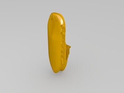 游轮-3d打印模型
