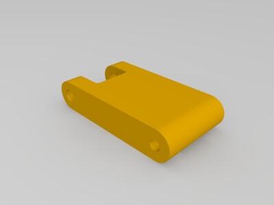 【修改】针管挖掘机-3d打印模型