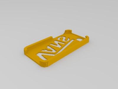 vans手机壳-3d打印模型