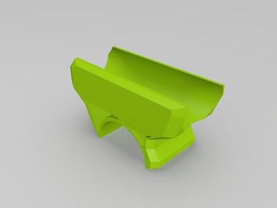 k-手电车架-3d打印模型