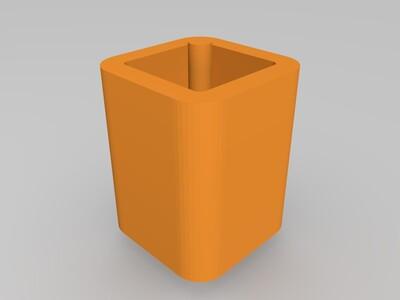 胶布座-3d打印模型