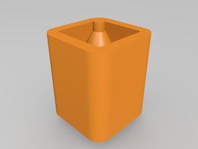 胶布底座-3d打印模型