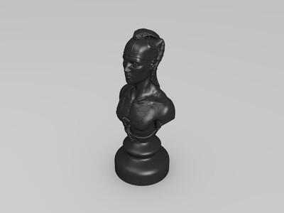 埃及法老们-3d打印模型