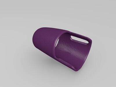 手指套-3d打印模型