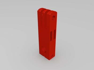 旋转机架-3d打印模型