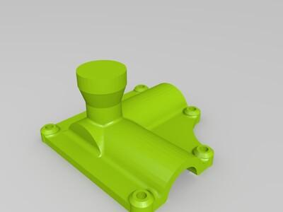 【原创】布衣柜结构件-3d打印模型