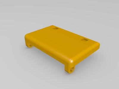 迷你烤箱-3d打印模型