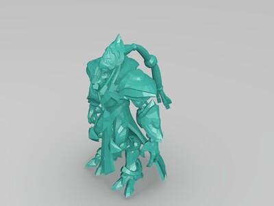 风暴英雄-3d打印模型