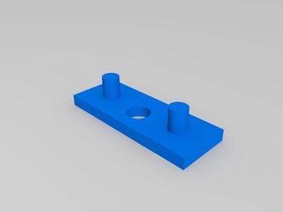迷你水槽-3d打印模型