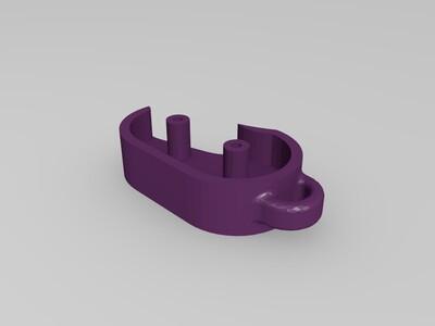 减压齿轮-3d打印模型
