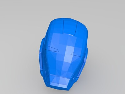 钢铁侠MK39-3d打印模型