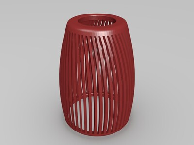 灯罩大全-3d打印模型