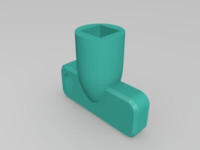 水龍頭鑰匙-3d打印模型