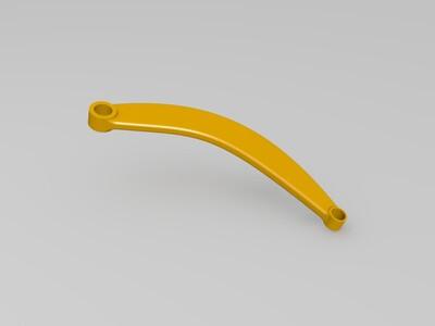 拼接蝎子-3d打印模型