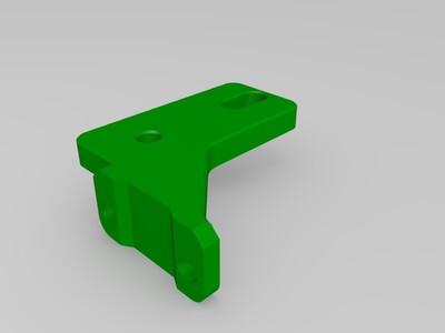 CR7 光學限位開關座-3d打印模型