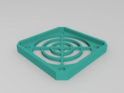 【原创】I3 MEGA 近程挤出头套件-3d打印模型