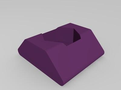2020型材m3T型螺母-3d打印模型